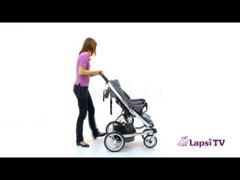 Прогулочная коляска для двойни Valco Baby Ion For 2 (Валко Бэби Ион Фо Ту)