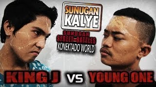 SUNUGAN KALYE   YOUNG ONE vs KING J  CALAMBA LAGUNA