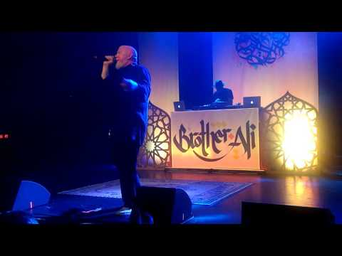 Rain Water - LIVE - Brother Ali - The Observatory - San Diego - 5/15/2017