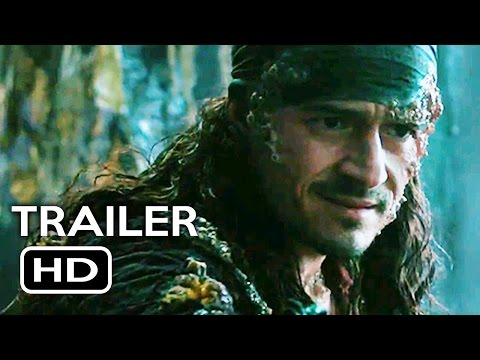 Thumbnail: Pirates of the Caribbean 5 Pirate's Death Trailer (2017) Johnny Depp Movie HD