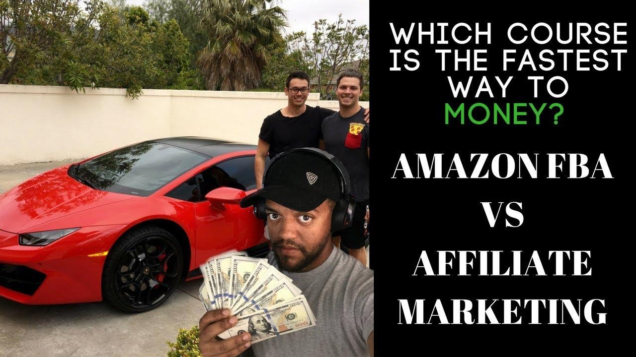 Affiliate Marketing Or Amazon Fba