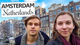 Things to Do in Amsterdam, The Netherlands + Our Tips [Travel Guide]