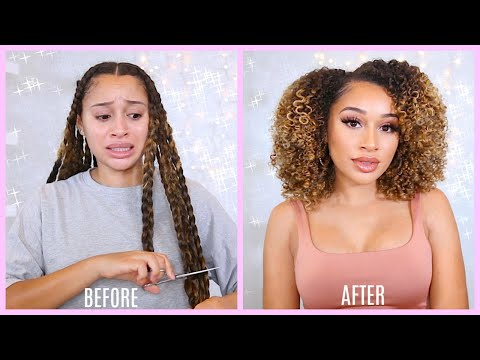 Giving Myself A Makeover! *transformation* from YouTube · Duration:  18 minutes 30 seconds