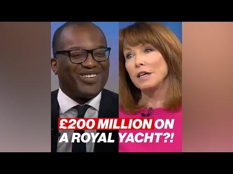 £200 Million on a Royal Yacht?!