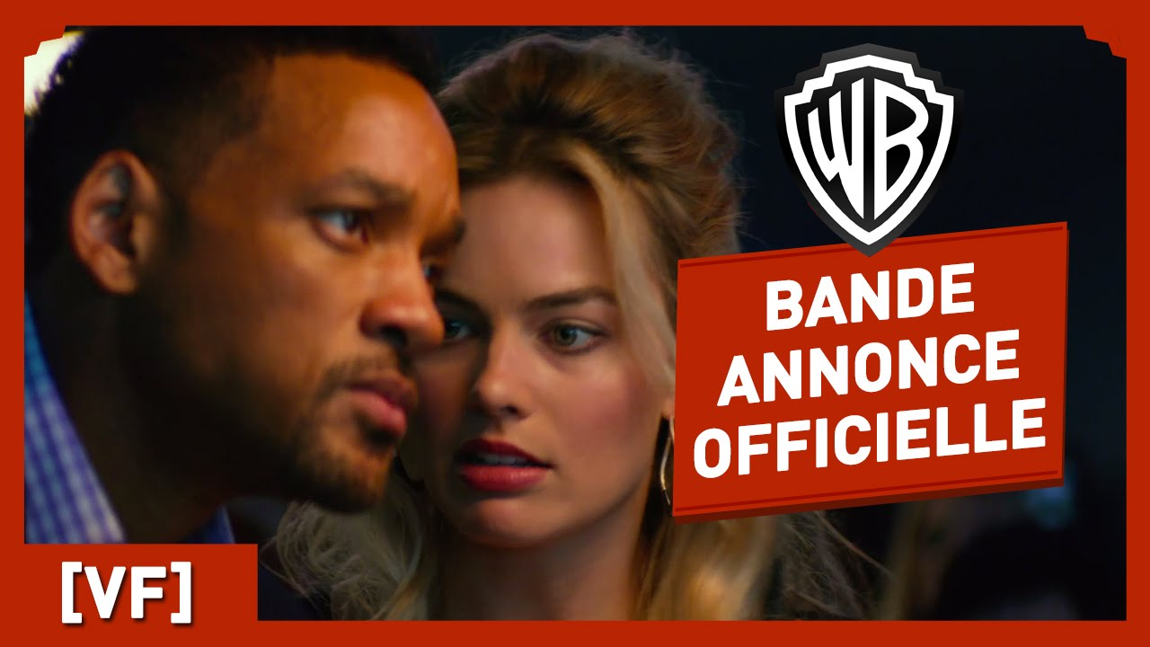 Will Smith / Margot Robbie / Rodrigo Santoro