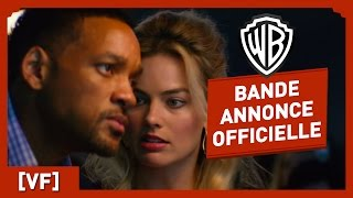 Gambar cover DIVERSION - Bande Annonce Officielle (VF) - Will Smith / Margot Robbie / Rodrigo Santoro