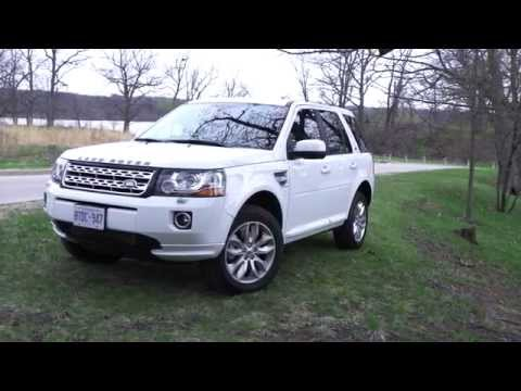 Review: 2014 Land Rover LR2