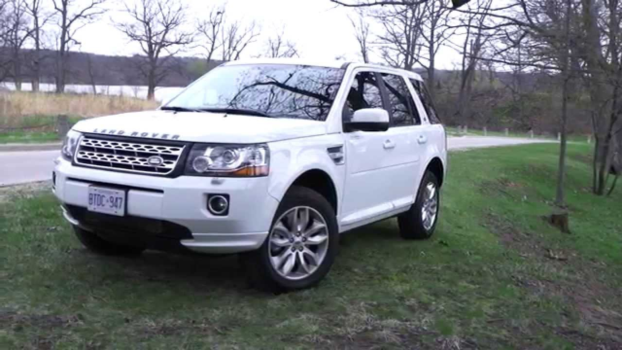 Review: 2014 Land Rover LR2 - YouTube