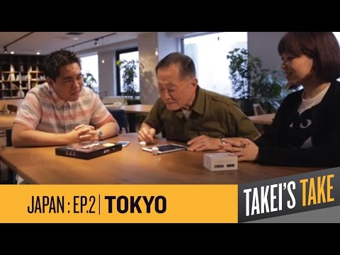 George Takei: Tokyo's Startups — A New Era of Innovation| Ta