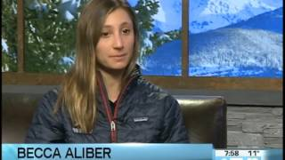 Vail Veterans Program Becca Aliber 01.25.17 Good Morning Vail