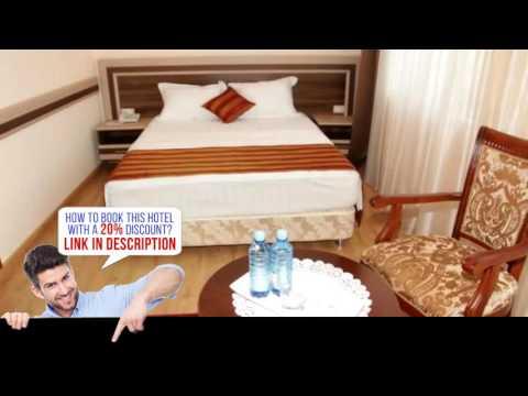 Artsakh Hotel, Yerevan, Armenia, HD Review