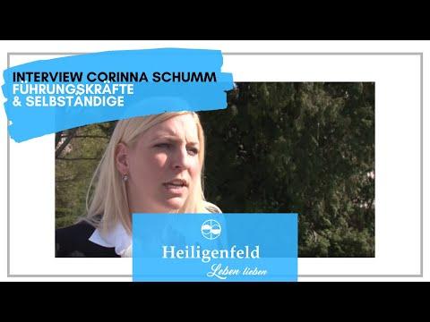 Interview Corinna Schumm / Führungskräfte und Selbstständige