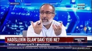 Caner Taslamanın Ebu Bekir Sifil karşısında zor anları : Cuma namazını Kur'an'da göster?