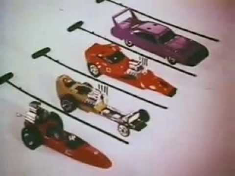 Kenner Ssp Racers For 1972 Youtube