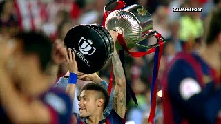 Neymar vs Athletic Bilbao (N) 14-15 – Copa del Rey Final H...