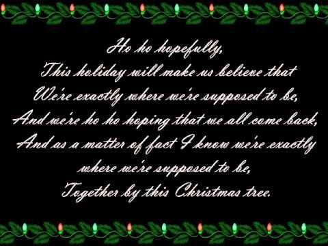 Ho Ho Hopefully by The Maine (Lyrics)