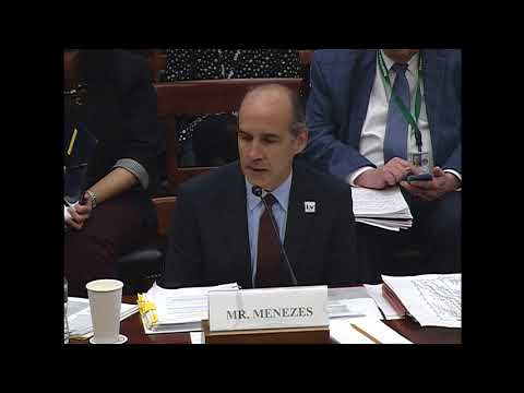 """Rep. Abraham's Q&A on """"Department of Energy: Management and Priorities"""""""