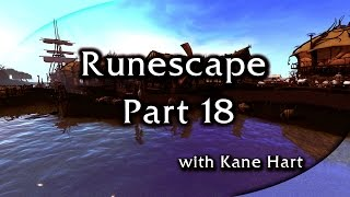 RuneScape - Part 18 - What's Mine is Yours Quest - 100k Skill Point XP!