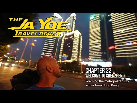 Welcome to Shenzhen | JaYoe Travelogue | Chapter 22