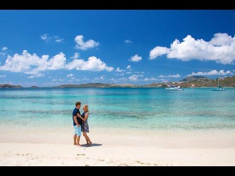 Secret Harbour Beach Resort St Thomas Video overview