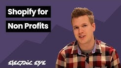Shopify for Non Profits