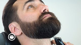 Handsome Guy's Suave Scissor Cut Transformation | Francisco Alba