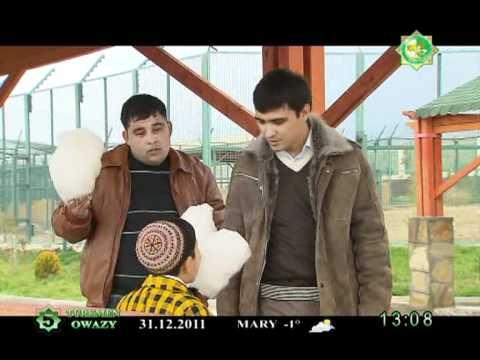 Bagta baryan yollarda Turkmen kino filim 2012 2-nji bolum.VOB