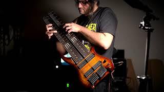 14 STRING FM Guitar - Greensleeves (ballad version)