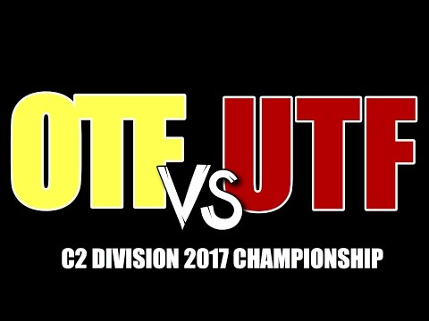 2017 B.Q.F.L C2 WINTER CHAMPIONSHIP GAME BETWEEN O.T.F AND U.T.F