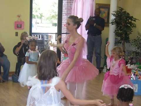 Ballet Princess 5th Birthday Party