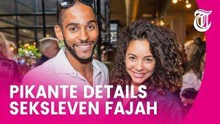 Fajah Lourens 'deelt' vriend met andere vrouw