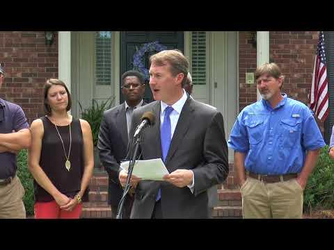 Rural Energy Savings Program celebration with Rep. Jim Clyburn