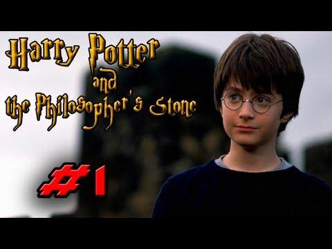 Гарри Поттер (Harry Potter) и философский парень