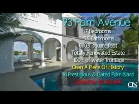 93 Palm Avenue Al Capone Miami Mansion Youtube