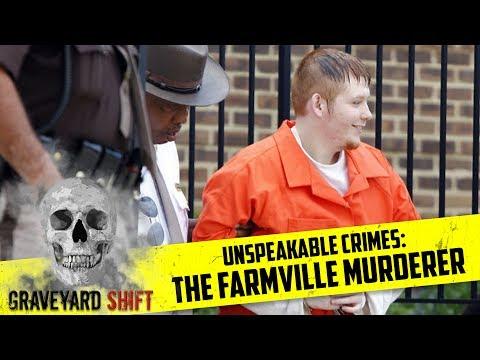 """Farmville Murderer"" Richard Samuel McCroskey | Unspeakable Crimes"