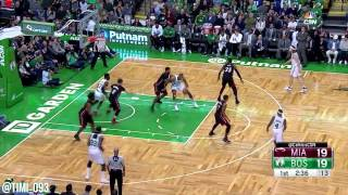 Al Horford Highlights vs Miami Heat (21 pts, 4 ast)