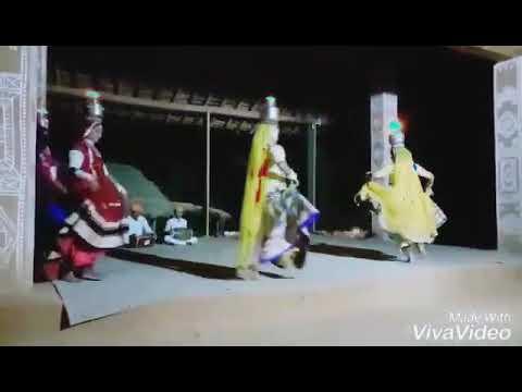 Ganga  bhai kamad terahtal folk dance group Padarla