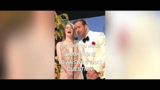 Emma Stone Wins Best Actress - Golden Globes 2017-