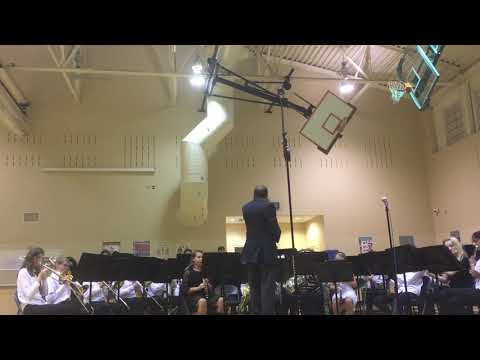 Falcon Creek Middle School Band and Jazz Concert
