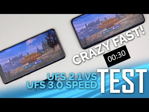 OnePlus 7 Pro vs S10 Plus (UFS 3.0 vs UFS 2.1) - Speed Test!