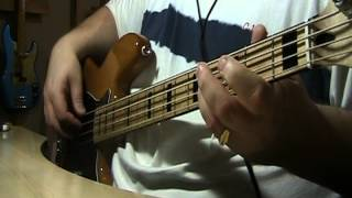 Jack Johnson Upside Down Bass Cover