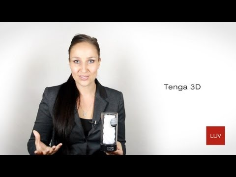 tenga 3d masturbateur pour homme boutique luv youtube. Black Bedroom Furniture Sets. Home Design Ideas