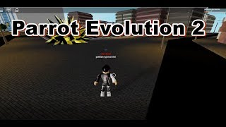 {Roblox} Ro-Ghoul Parrot Evolution 2