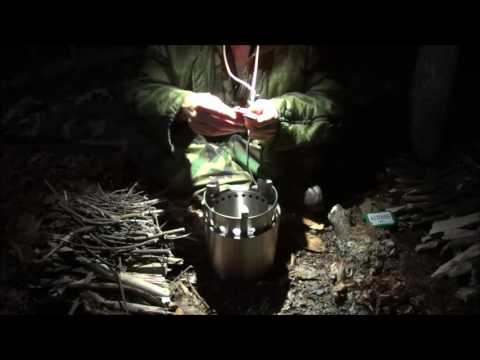 Solo Stove Campfire. Initial field use review!