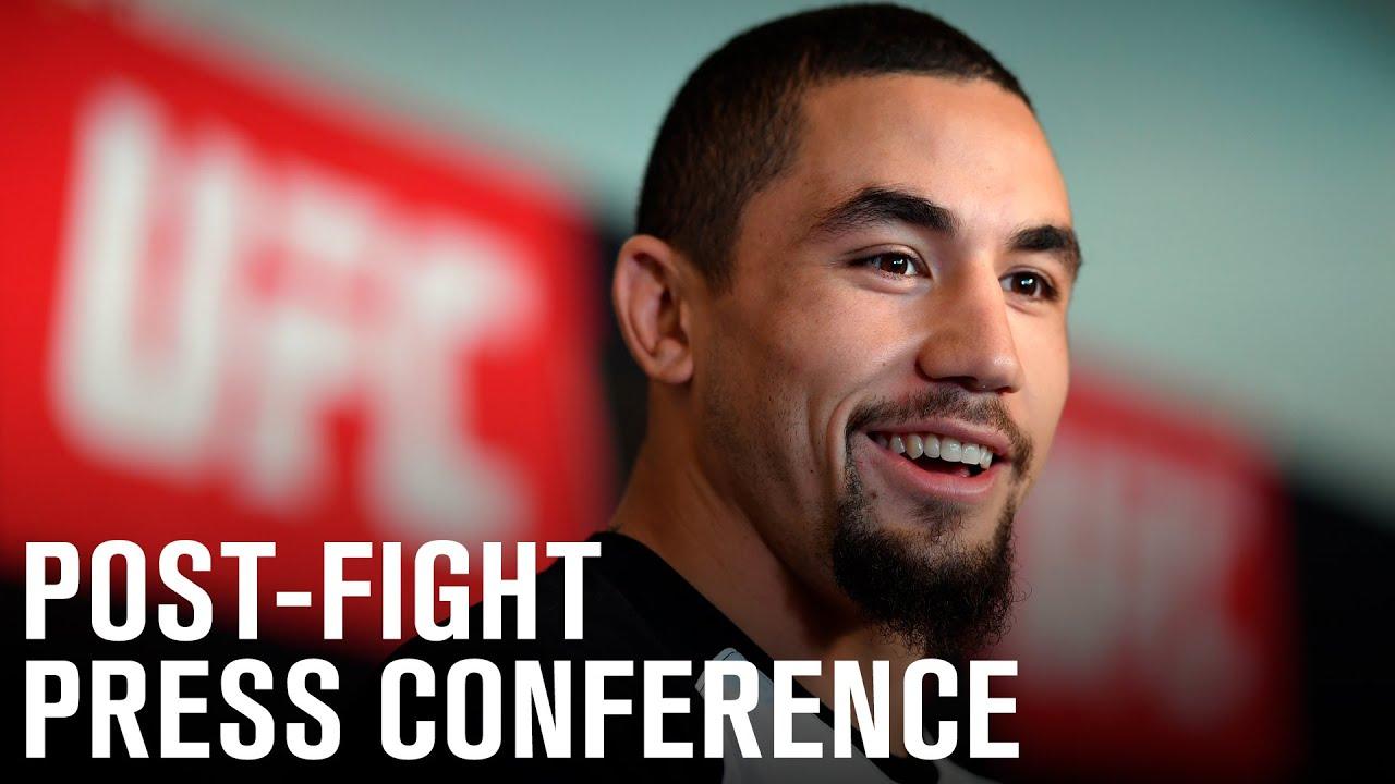 UFC Vegas 24: Post-Fight Press Conference