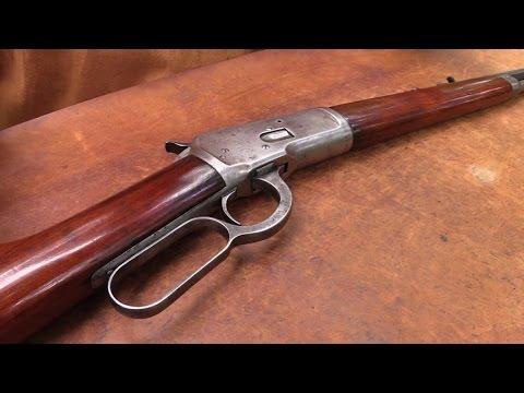 Winchester Model 92 Anniversary