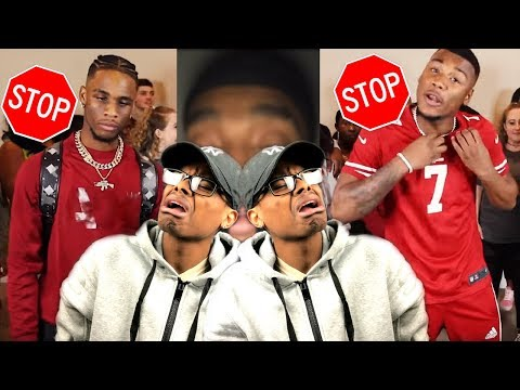 I'm WEAK!!! | Flight Disses Tre & Armon (YourRage ROAST!) | Reaction
