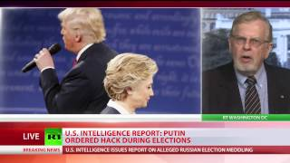 Hacking standoff  Putin ordered hack during elections   U S  Intelligence report