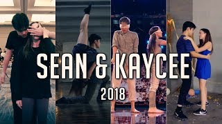 Sean & Kaycee - All Duet Dances 2018