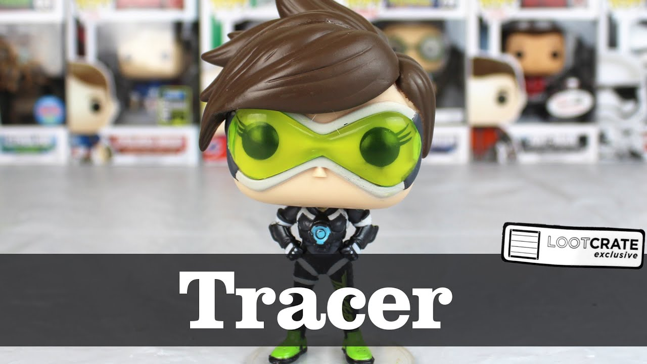 Overwatch Tracer Sporty Loot Crate Gaming Exclusive